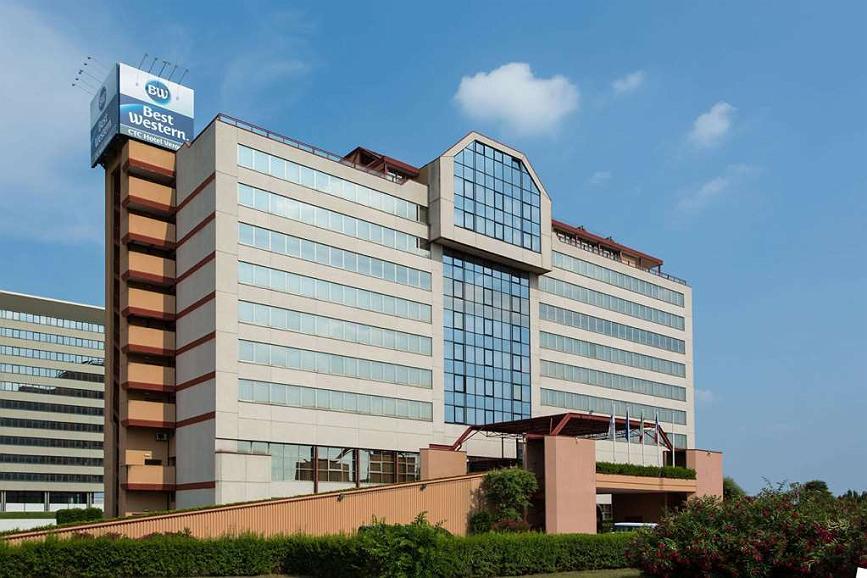 Best Western CTC Hotel Verona - Area esterna