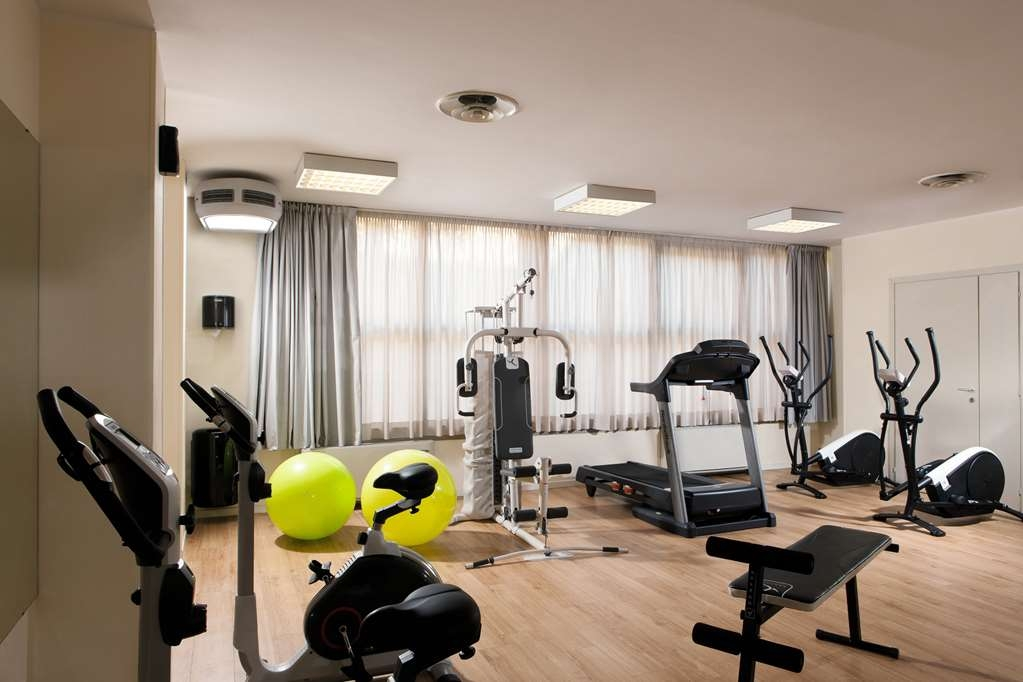 Best Western CTC Hotel Verona - exercise chambre