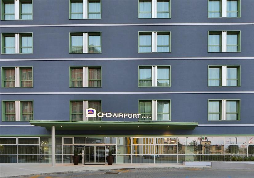 Best Western Premier CHC Airport - Aussenansicht
