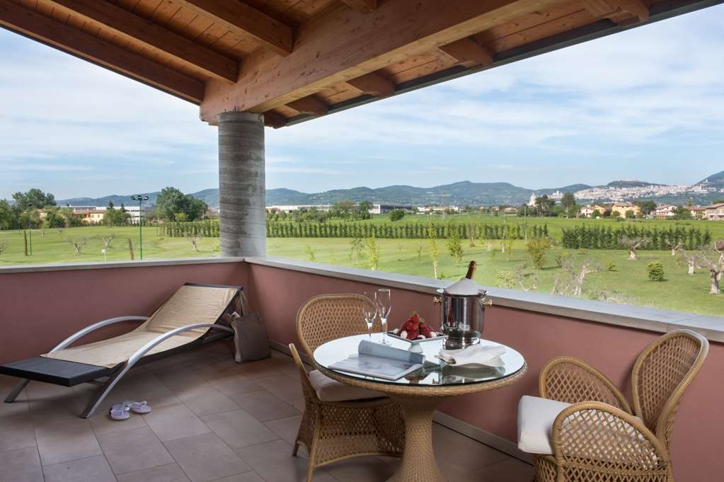 Valle di Assisi, BW Premier Collection - Suite well vista