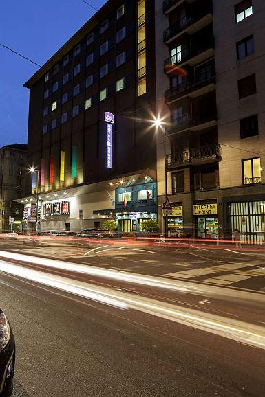Best Western Hotel St. George - Aussenansicht