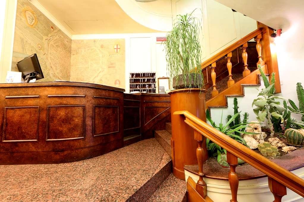Best Western Hotel St. George - Vue du lobby
