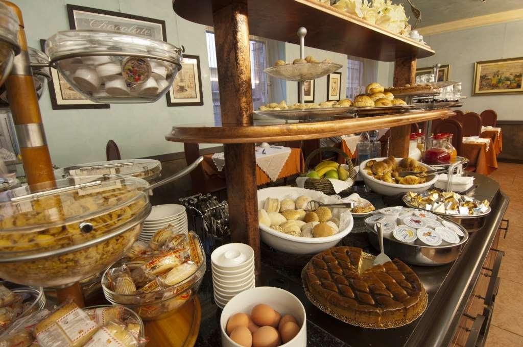Best Western Hotel St. George - Prima colazione a buffet