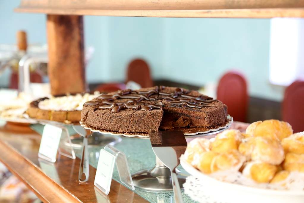 Best Western Hotel St. George - Le petit déjeuner buffet
