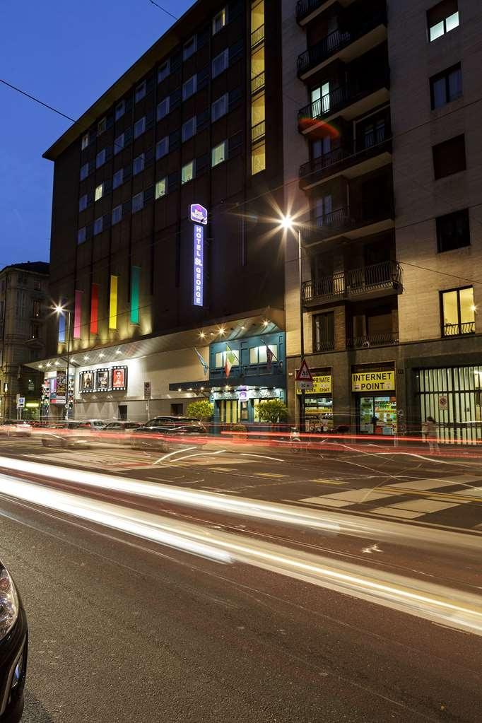 Best Western Hotel St. George - Facciata dell'albergo