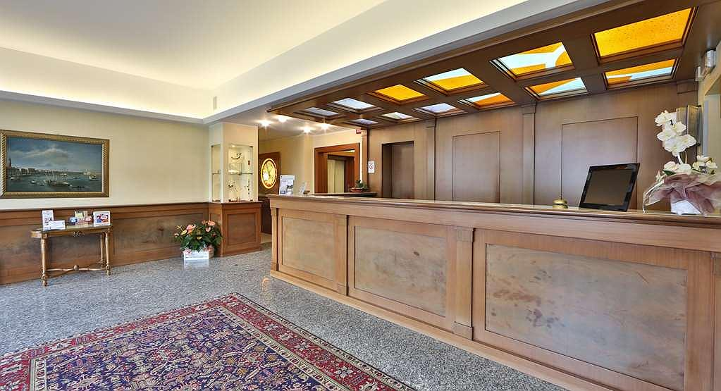 Best Western Titian Inn Hotel Venice Airport - Lobbyansicht