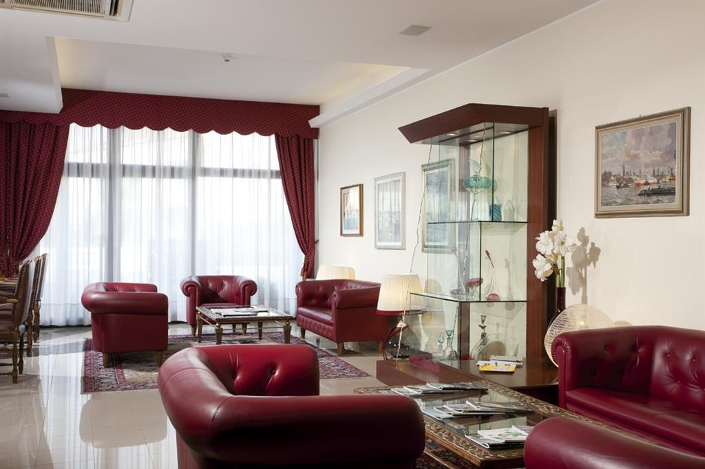Best Western Titian Inn Hotel Venice Airport - Hall dell'hotel