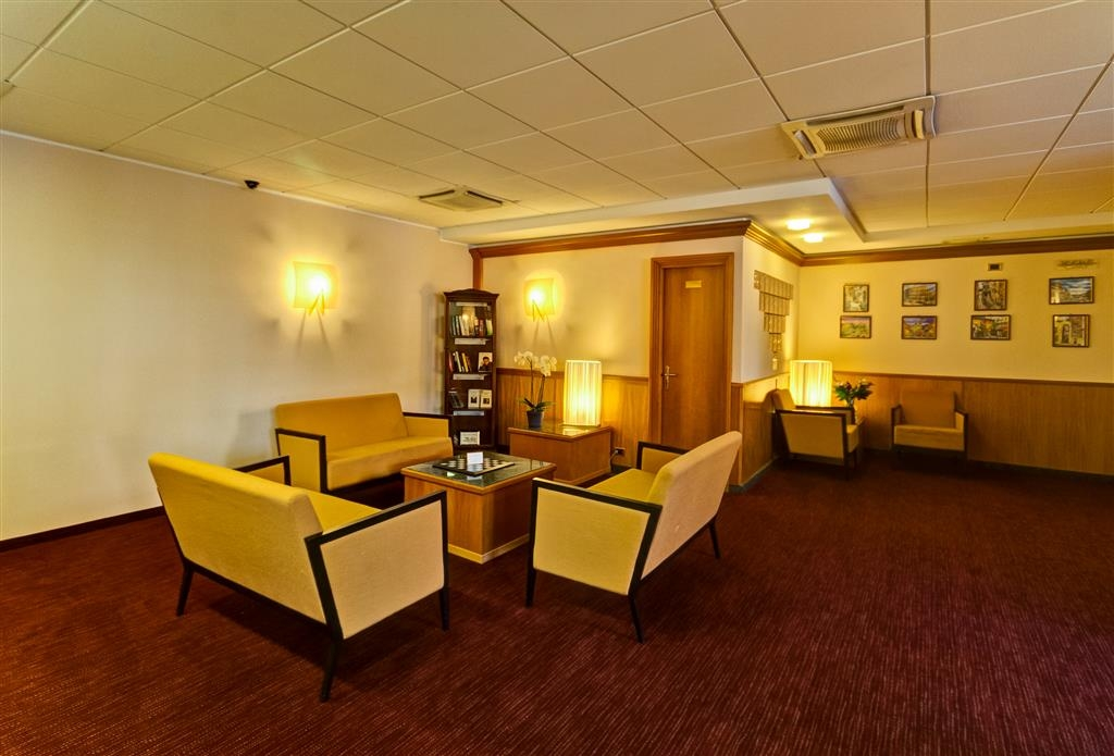 Best Western Hotel Rome Airport - Hall