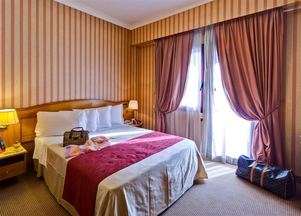 Best Western Hotel Rome Airport - doppia standard