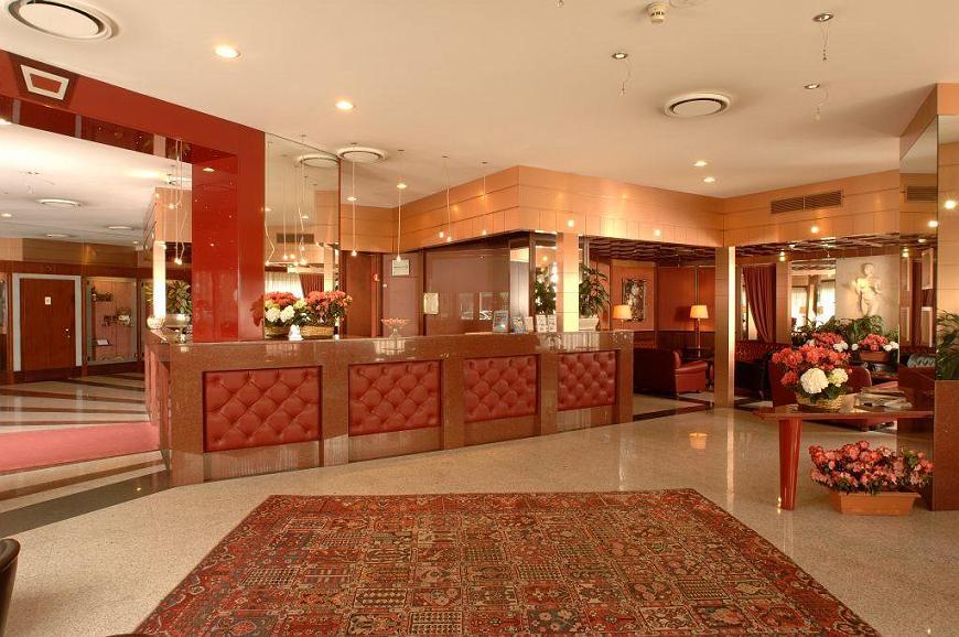 Best Western Antares Hotel Concorde - Réception de l'hôtel