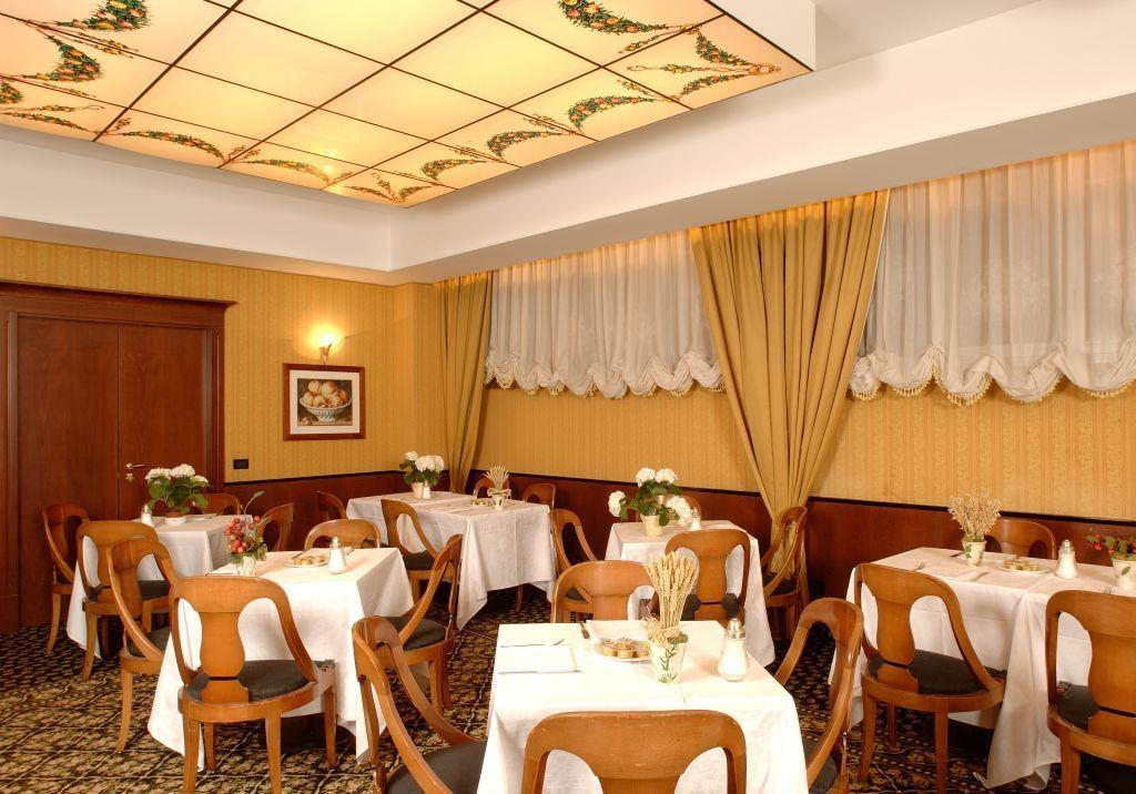 Best Western Antares Hotel Concorde - Sala de desayunos del hotel