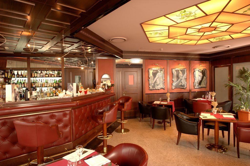 Best Western Antares Hotel Concorde - Bar del hotel