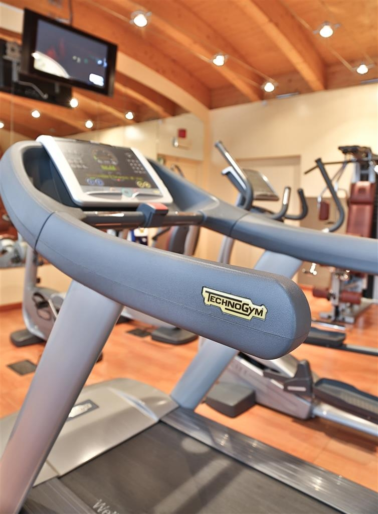 Best Western Antares Hotel Concorde - Fitness Center