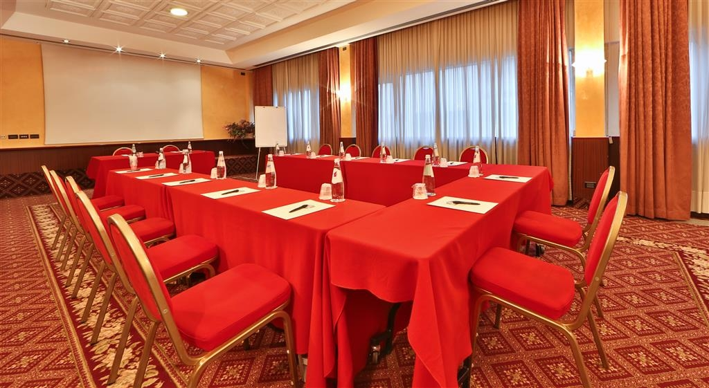 Best Western Antares Hotel Concorde - Sale conferenze