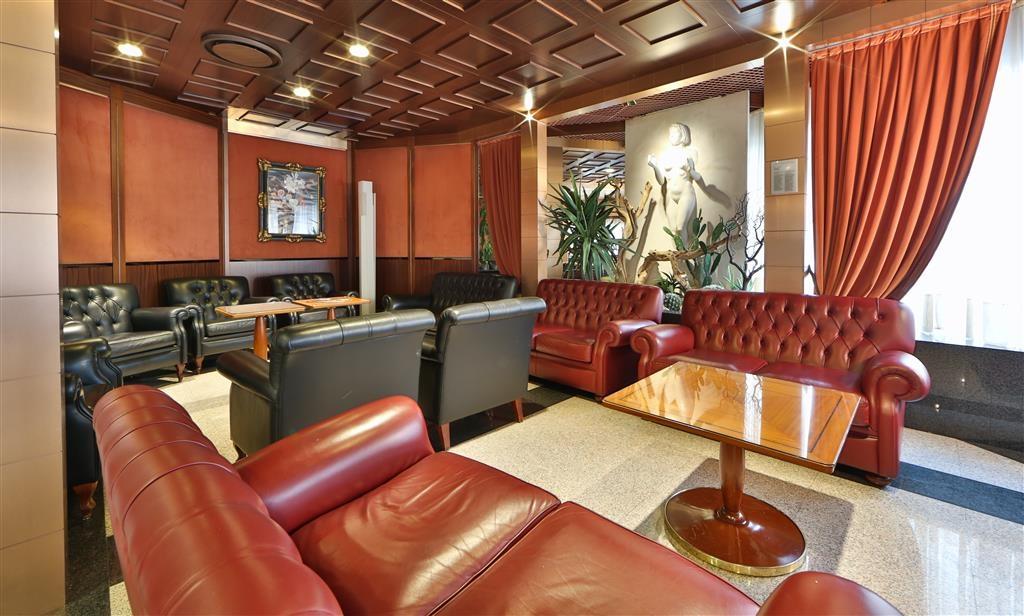 Best Western Antares Hotel Concorde - Vista del vestíbulo