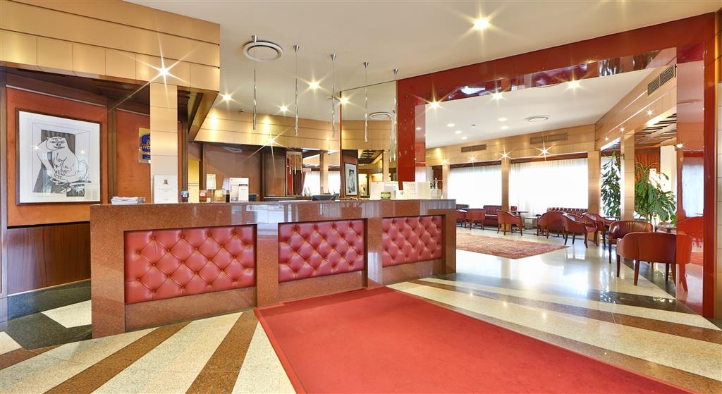 Best Western Antares Hotel Concorde - Hall