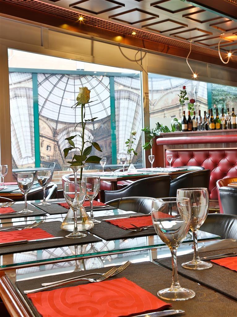 Best Western Antares Hotel Concorde - Restaurante/Comedor