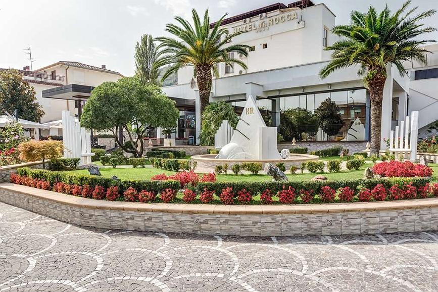 Best Western Hotel Rocca - Aussenansicht