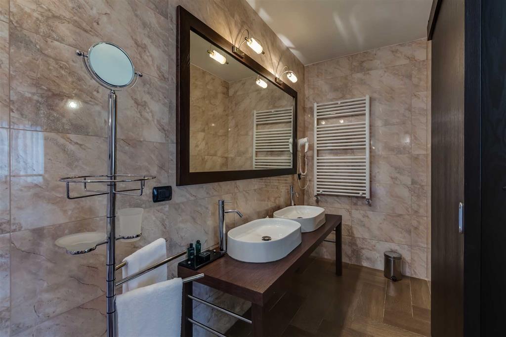 Best Western Hotel Rocca - Gästebad