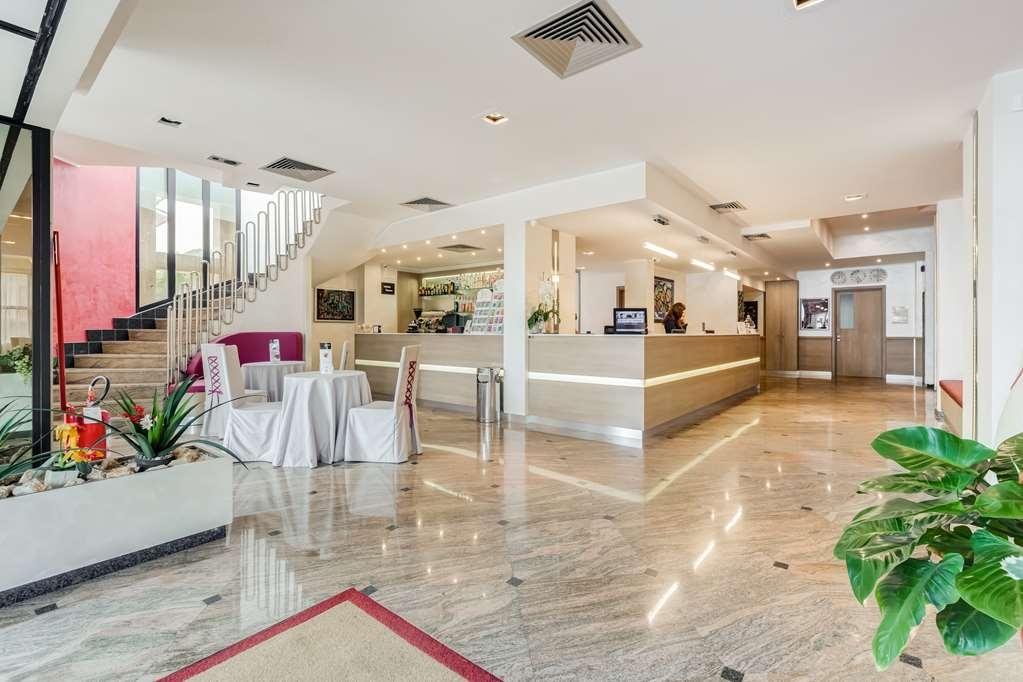 Best Western Hotel Rocca - Réception