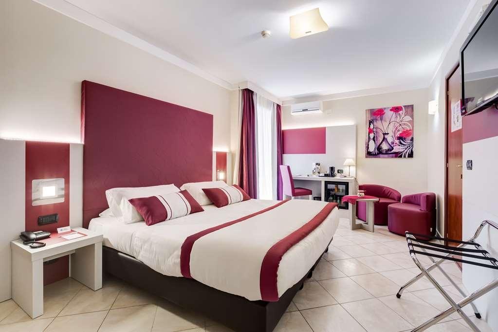 Best Western Hotel Rocca - Gästezimmer