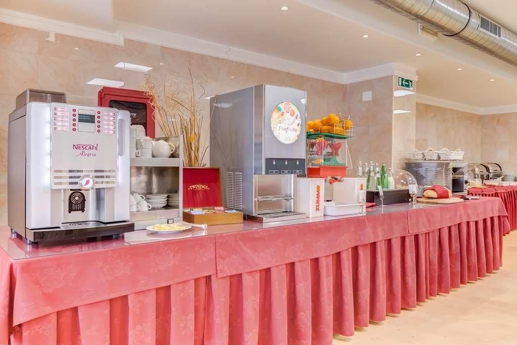 Best Western Hotel Rocca - Salle de petit déjeuner