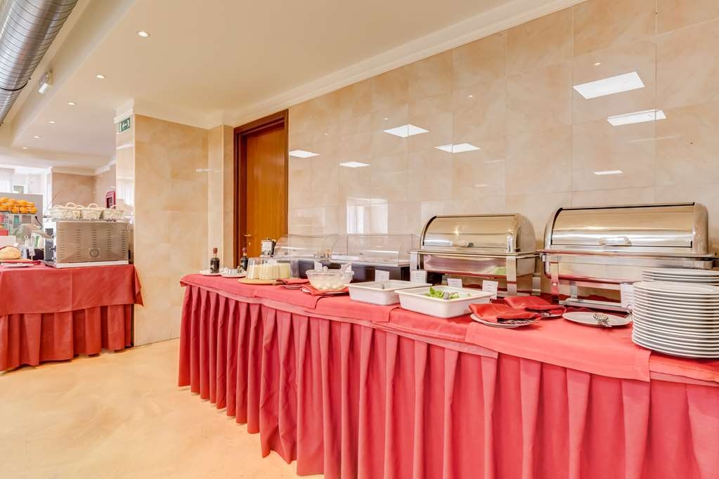 Best Western Hotel Rocca - Restaurant / Gastronomie