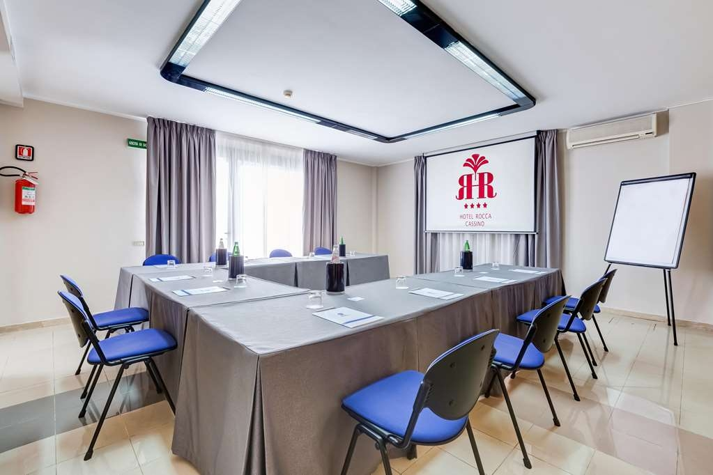 Best Western Hotel Rocca - Sala de reuniones