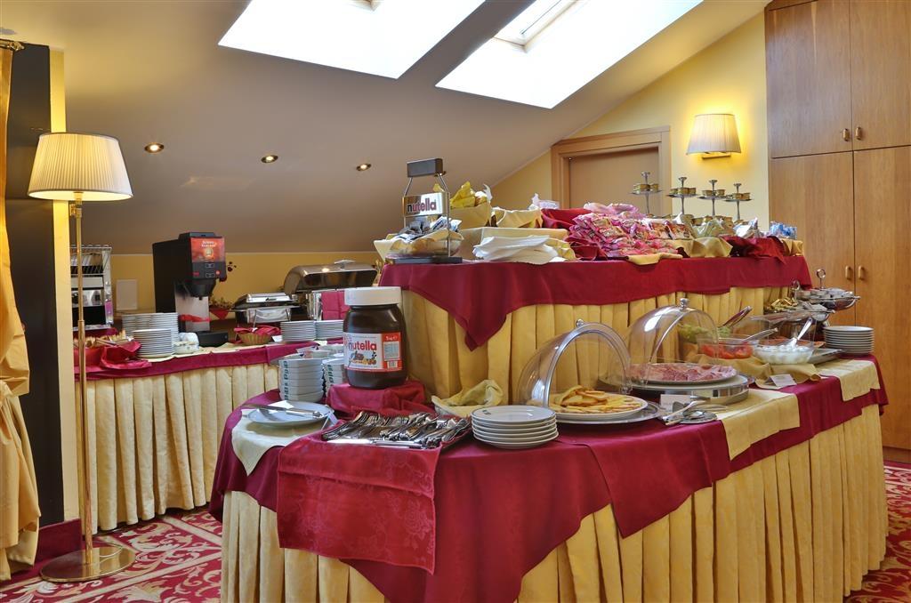 Best Western Hotel Mirage - Salle de petit déjeuner