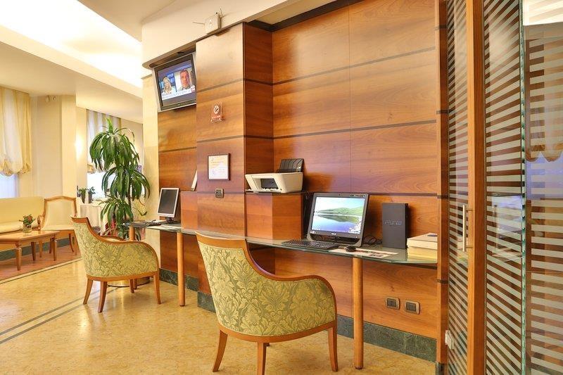 Best Western Hotel Mirage - Borne Internet