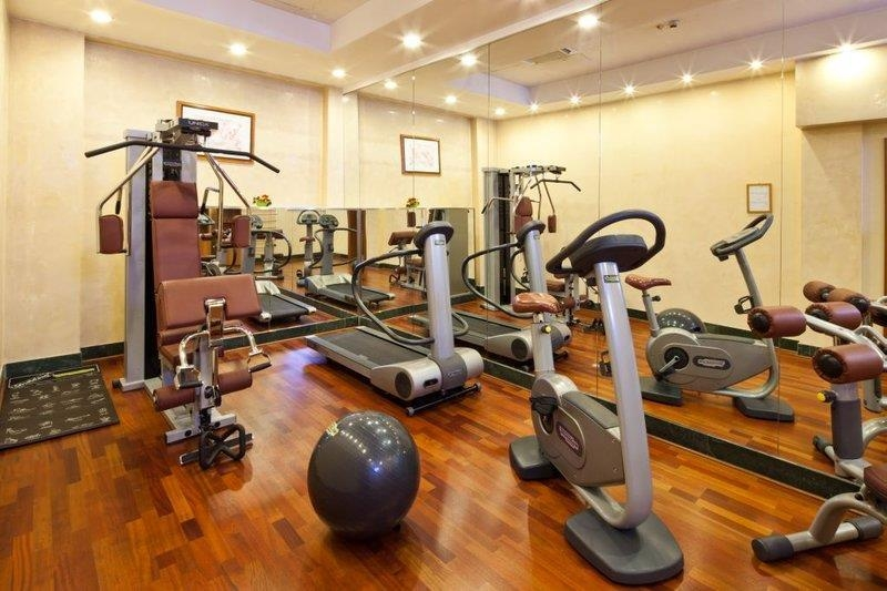 Hotel Mirage, Sure Hotel Collection by Best Western - Centre de fitness