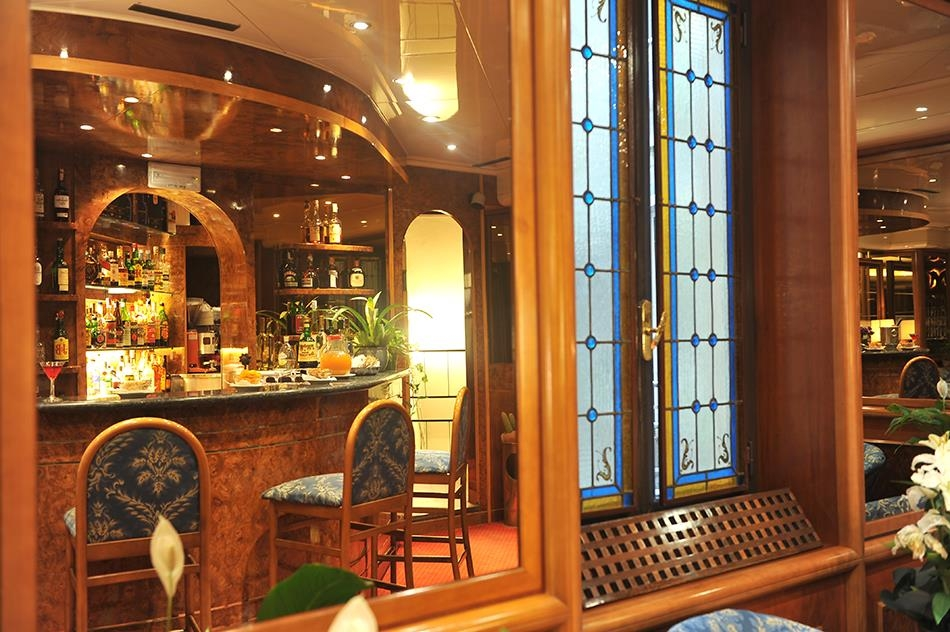 Best Western Hotel Moderno Verdi - Bar dell'hotel