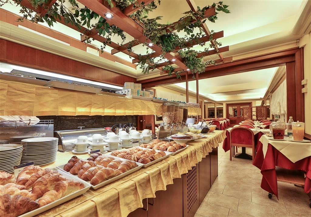 Best Western Hotel Moderno Verdi - Area colazione