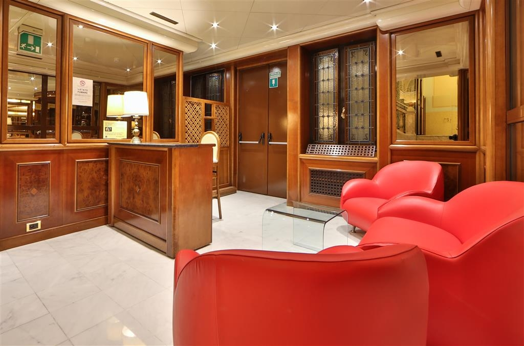 Best Western Hotel Moderno Verdi - Lobby