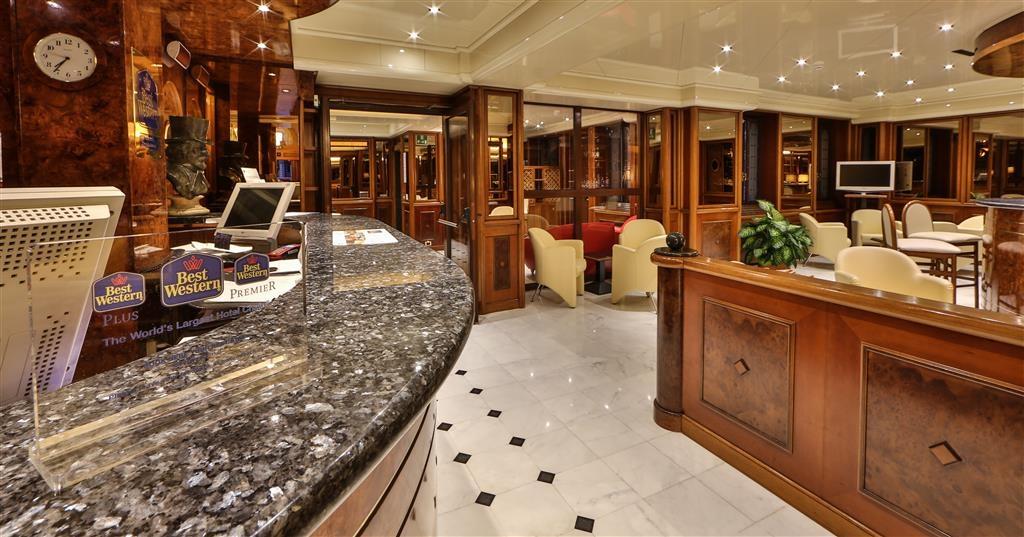 Best Western Hotel Moderno Verdi - Reception
