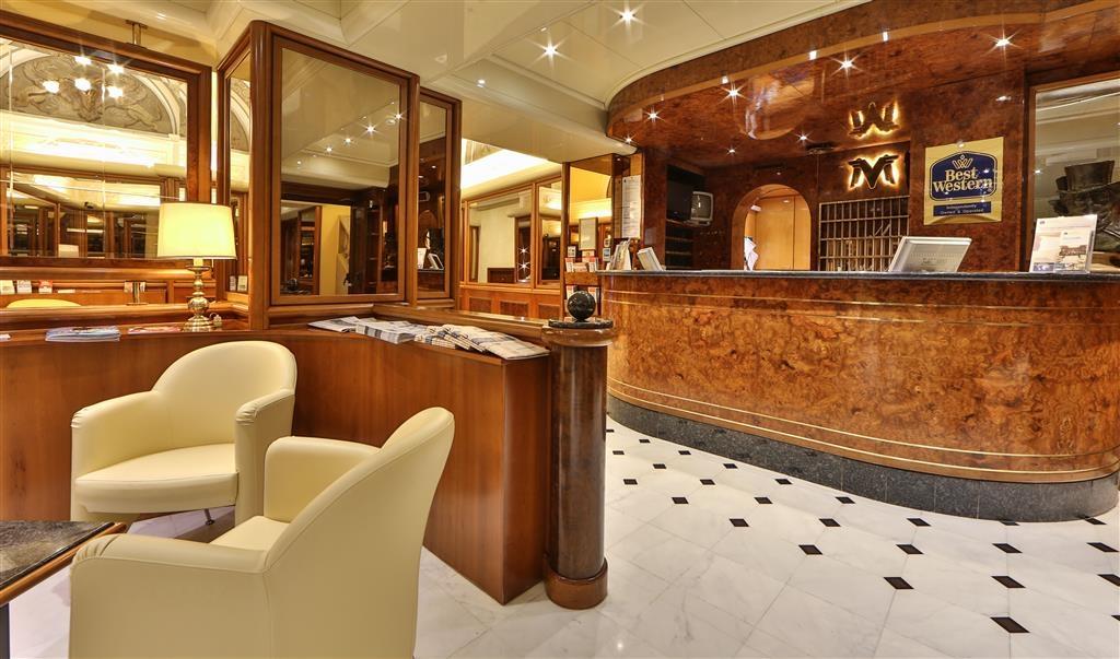 Best Western Hotel Moderno Verdi - Bar