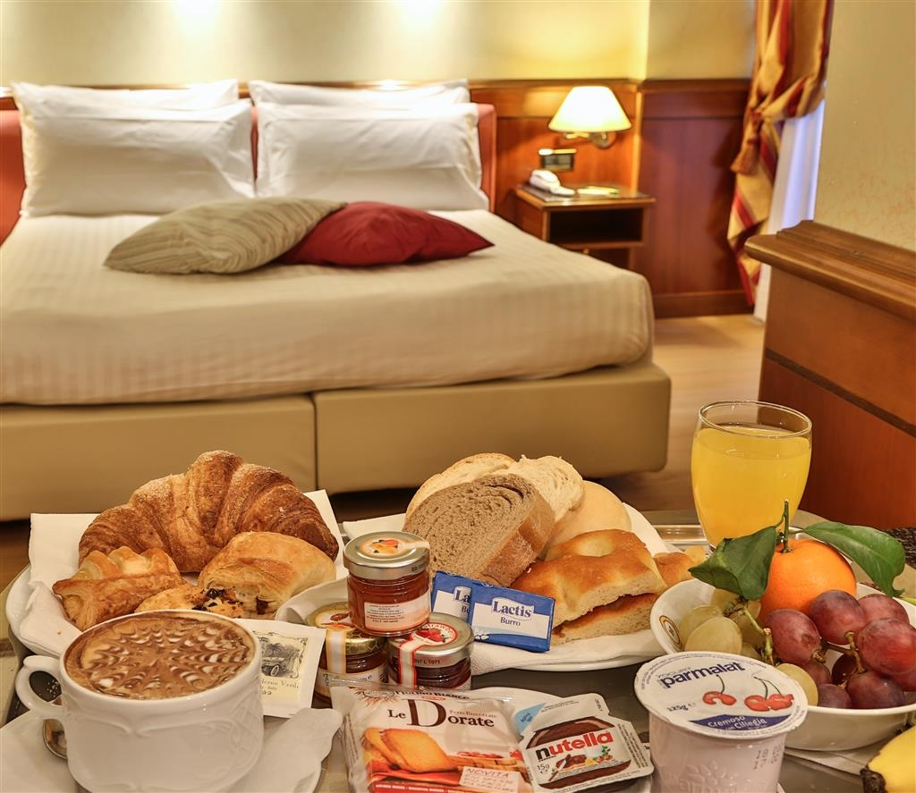 Best Western Hotel Moderno Verdi - Camera