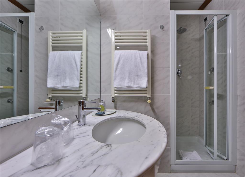 Best Western Hotel Moderno Verdi - Bagno