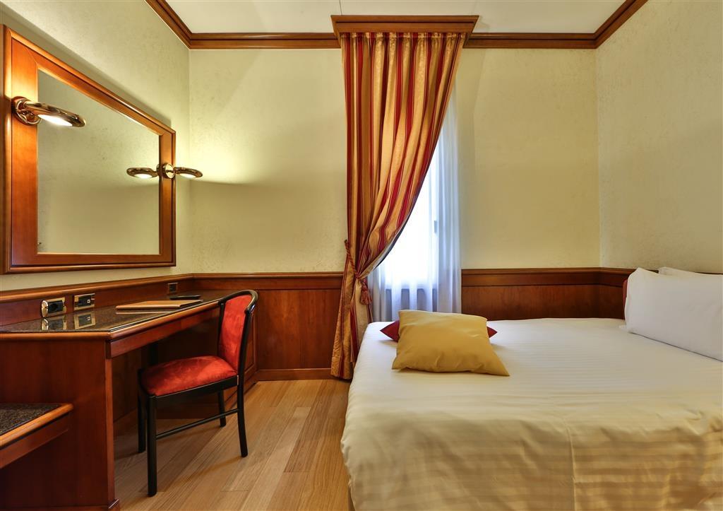 Best Western Hotel Moderno Verdi - Superior Single Room