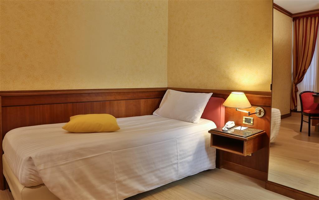 Best Western Hotel Moderno Verdi - Standard Single Room