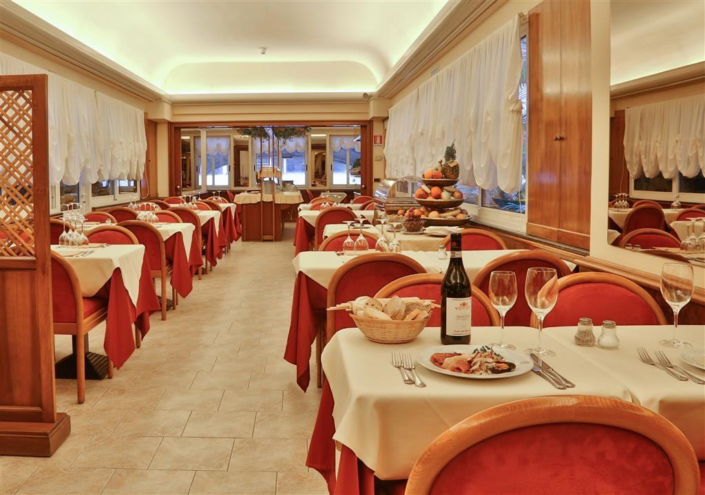 Best Western Hotel Moderno Verdi - Restaurant