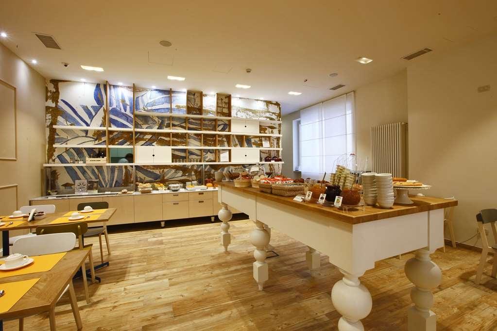 Best Western Hotel Piemontese - Salle de petit déjeuner