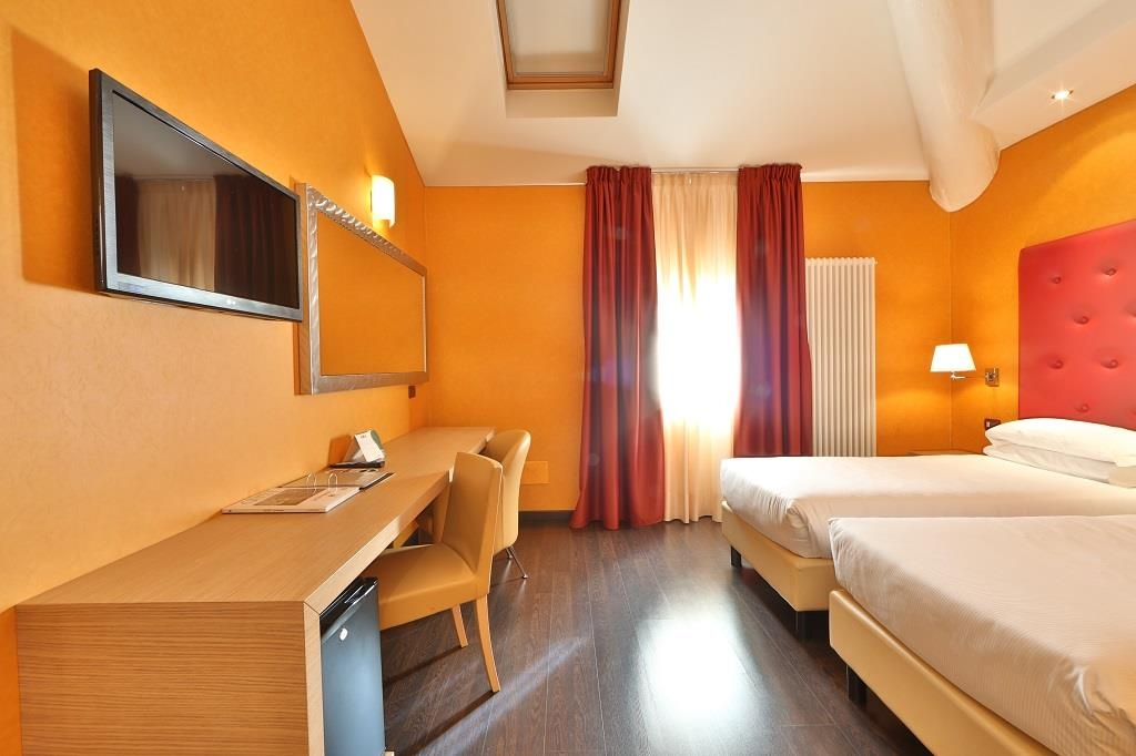 Best Western Hotel Piemontese - Camera camera due letti