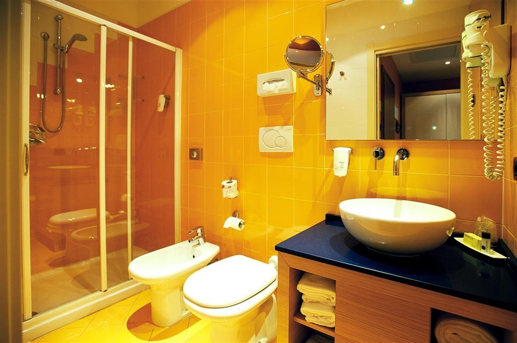 Best Western Hotel Piemontese - Salle de bains