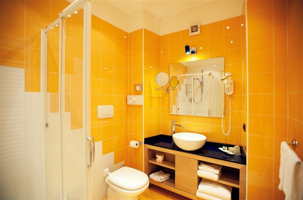 Best Western Hotel Piemontese - Guest Bathroom