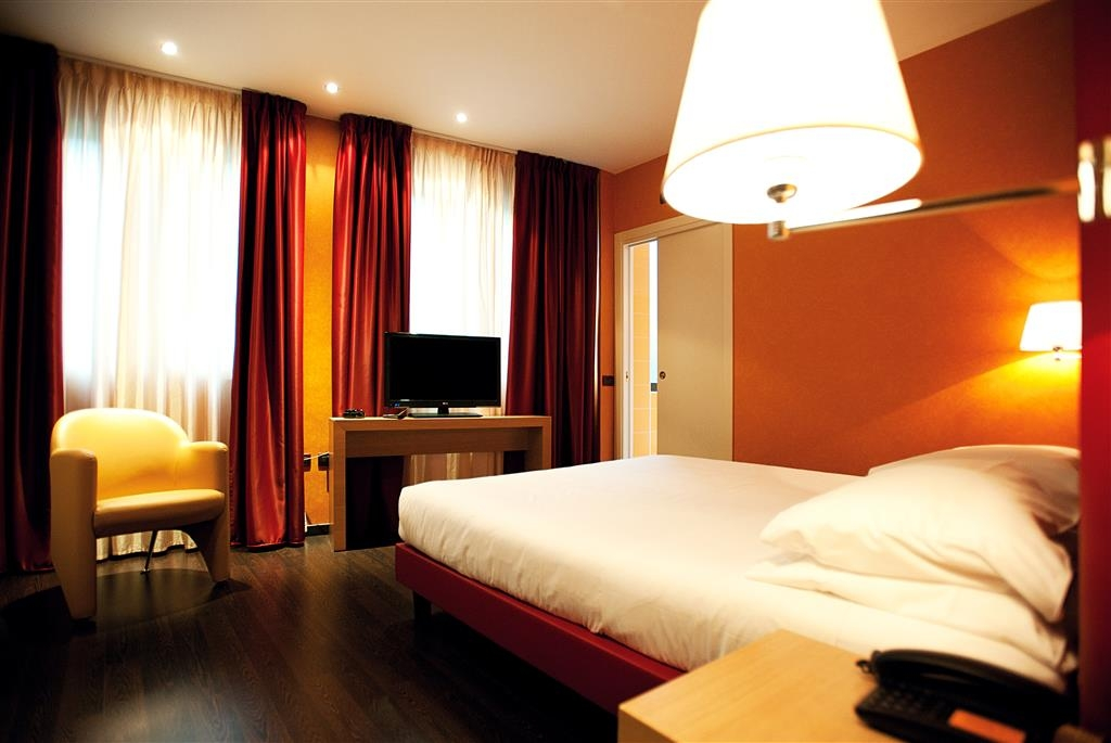 Best Western Hotel Piemontese - Guest Room