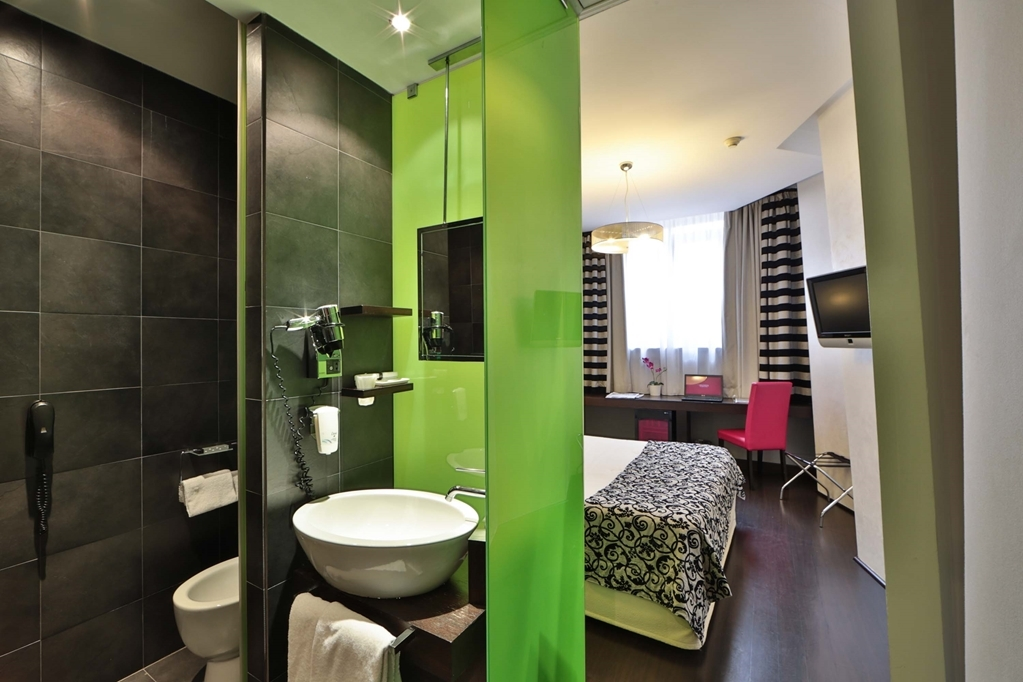 Best Western Cinemusic Hotel - Bagno