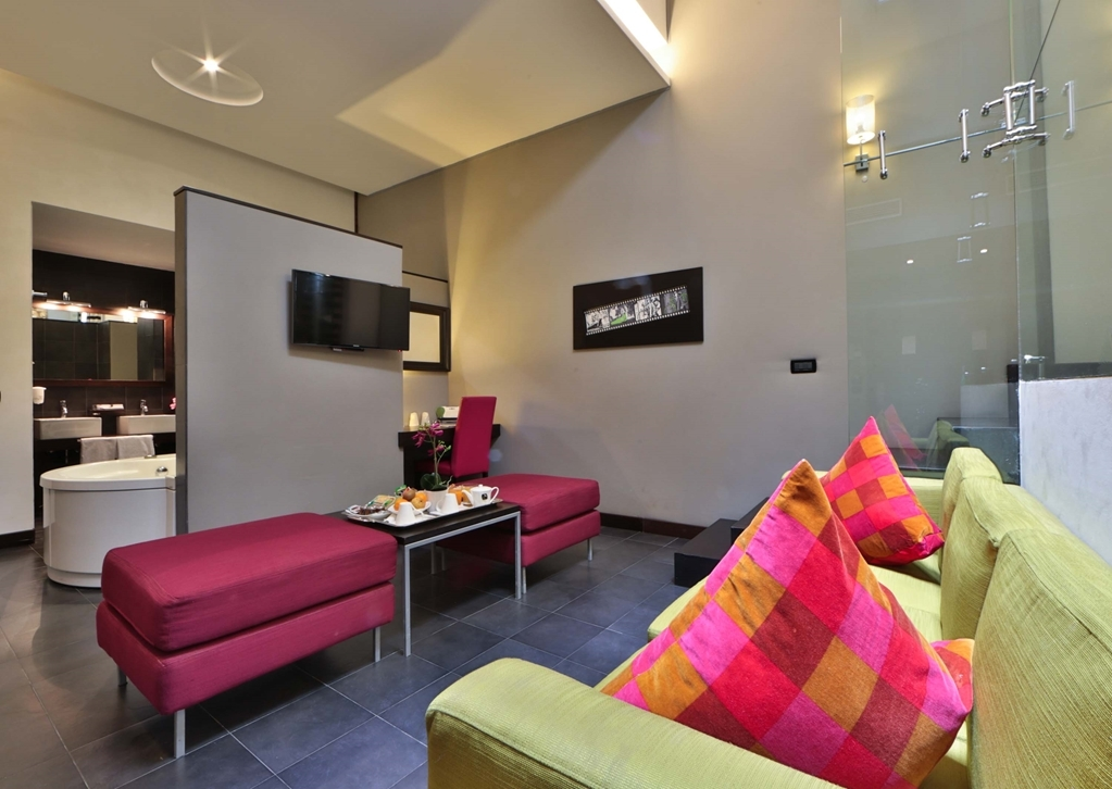Best Western Cinemusic Hotel - Suite
