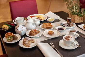 Best Western Plus Leone di Messapia Hotel & Conference - Petit déjeuner
