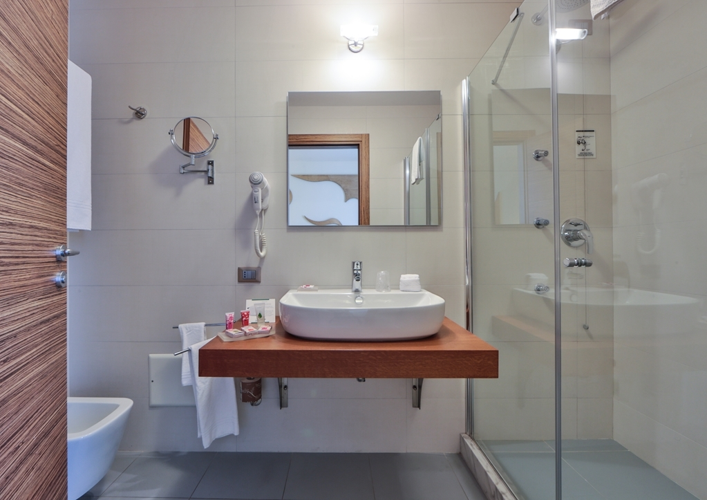 Best Western Plus Leone di Messapia Hotel & Conference - Badezimmer